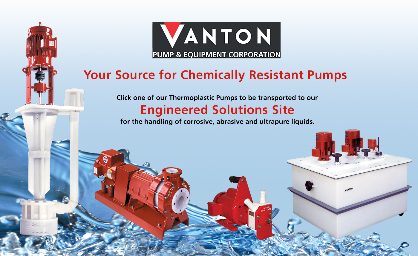 Vanton Pump & Equipment Corporation